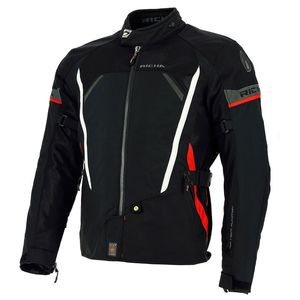 Veste SCIROCCO  Black Red