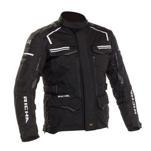 Veste Richa TOUAREG 2 - BLACK