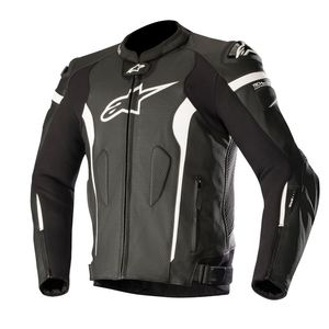 Blouson Alpinestars MISSILE compatible TECH-AIR Black/white