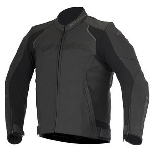 Blouson DEVON LEATHER  Black