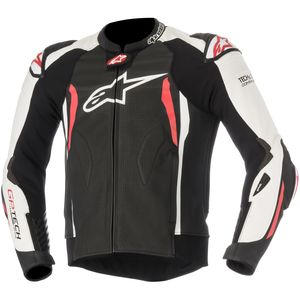 Blouson GP TECH V2  Black/White/Red