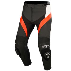 Pantalon MISSILE  Black/White/Red