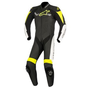 Combinaison CHALLENGER V2 - 1 PIECE  Black/White/Yellow
