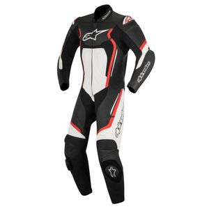 Combinaison MOTEGI V2 - 1 PIECE  Black/Red/White