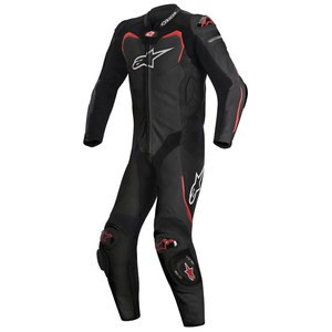 Combinaison GP PRO 1 PIECE compatible TECH AIR  Black/Red