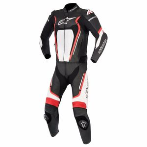 Combinaison MOTEGI V2 - 2 PIECES  Black/Red/White