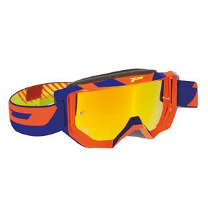 Masque cross 3200FL BLEU ORANGE 2019 Bleu/Orange