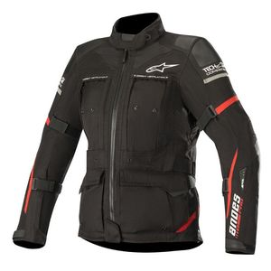 Veste STELLA ANDES PRO DRYSTAR® - TECH-AIR® COMPATIBLE  Black Red