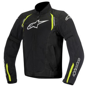 Blouson AST AIR  Black/Yellow fluo