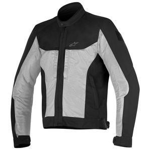 Blouson LUC AIR  Black/Light gray