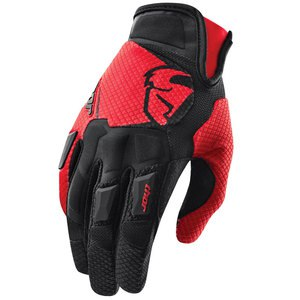 Gants Cross Thor Flow - Rouge - 2018