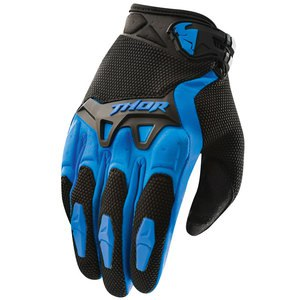 Gants Cross Thor Youth Spectrum - Bleu - 2018