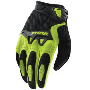 Gants Cross Thor Spectrum - Vert - 2018