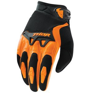Gants Cross Thor Spectrum - Orange - 2018