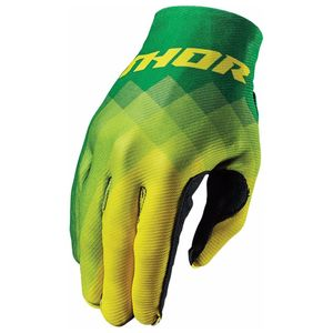Gants Cross Thor Invert Pix Green 2019