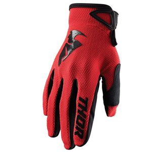 Gants cross YOUTH SECTOR - RED  Red