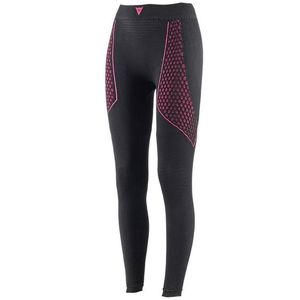 Sous-pantalon D-CORE THERMO PANT LL LADY  Black/Fuchsia