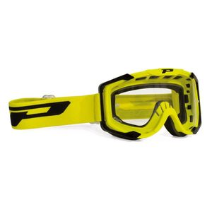 Masque Cross Progrip 3400 Jaune 2017