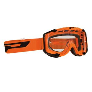 Masque cross 3400 ORANGE 2019 Orange