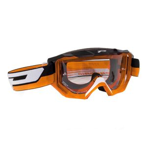 Masque cross 3200LS ORANGE 2019 Orange