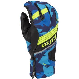 Gants POWERXROSS  Camo-Blue