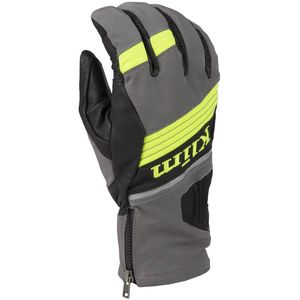 Gants POWERXROSS  Dark Gray - Hi Vis