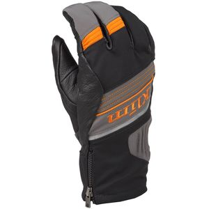 Gants POWERXROSS  Dark Gray - Orange