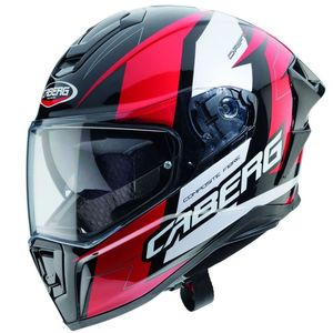 Casque Caberg Drift Evo Speedster Black / Red / White