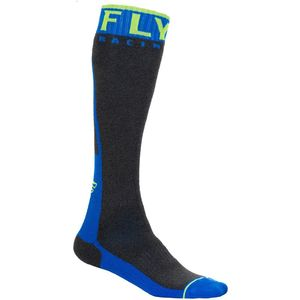 Chaussettes THICK BLUE HI-VIS  Blue/Yellow
