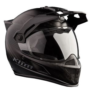 Casque Klim Krios - Stealth - Matte Black