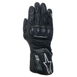 Gants STELLA SP-8 V2  Black/gray