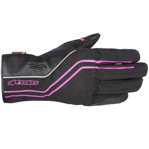 Gants STELLA LARGO DRYSTAR  Black/Fuchsia