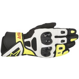 Gants SP AIR SPORT  Black/White/Yellow