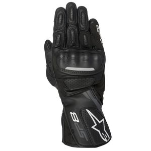 Gants SP-8 V2  Black/gray