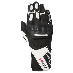 Gants SP-8 V2  Black/white