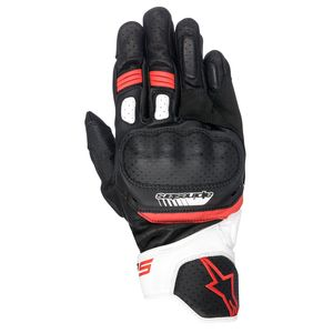 Gants SP-5  Black/Red/White
