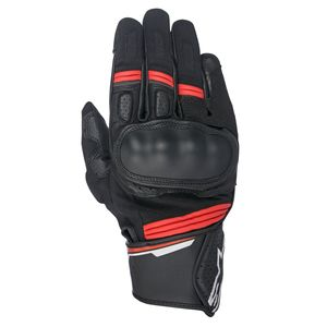 Gants BOOSTER  Black/Red