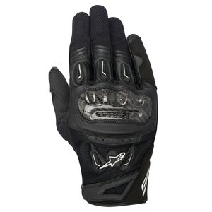 Gants SMX-2 AIR CARBON V2  Black