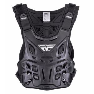 Plastron REVEL RACE CE 2021 Black