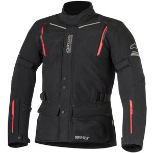 Veste GUAYANA GORETEX  Black/Red