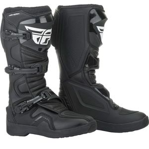 Bottes cross MAVERIK - BLACK 2021 Black