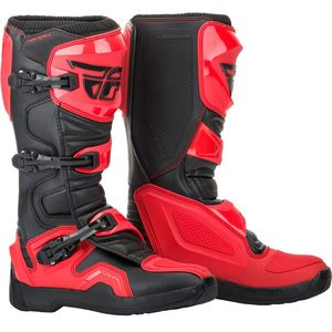 Bottes Cross Fly Maverik - Red Black 2019