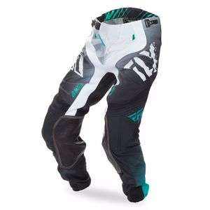 Pantalon Cross Fly Destockage Lite Hydrogen - Noir Blanc Bleu - 2017