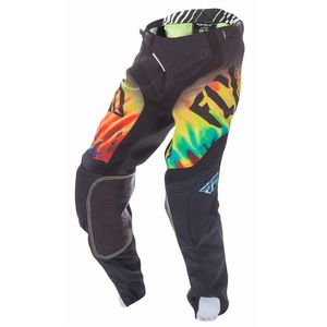 Pantalon cross LITE HYDROGEN - MONSTER ENERGY CUP Série Limitée - 2017 Noir/Multicolor
