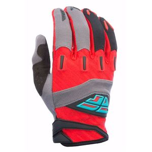 Gants Cross Fly Destockage F16 - Rouge Noir - 2017
