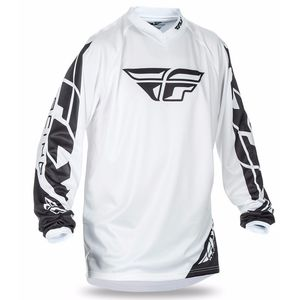Maillot Cross Fly Universal - Blanc - 2019