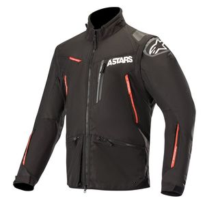 Veste enduro VENTURE R 2021 Black Red