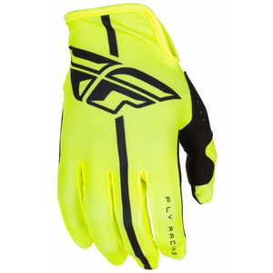 Gants Cross Fly Lite - Jaune Fluo - 2018