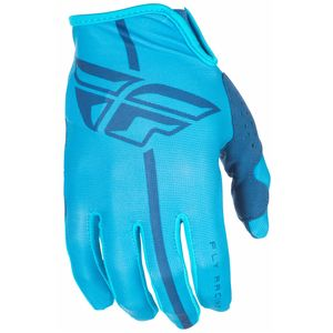 Gants Cross Fly Lite Youth - Bleu - 2018