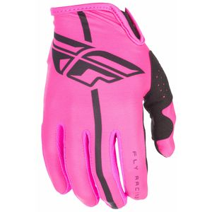 Gants Cross Fly Lite Youth - Rose - 2018